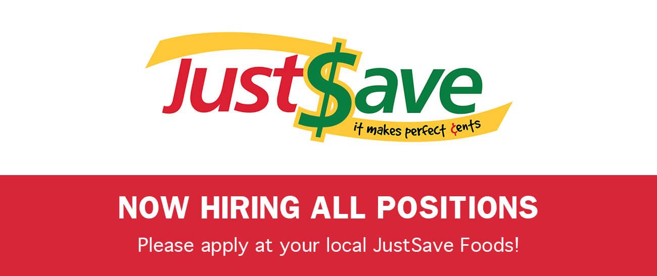 JustSave-Foods-Hiring-Now-Slider